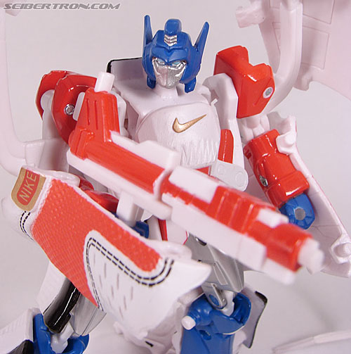 Transformers Sports Label Optimus Prime (Nike) (Convoy (Nike)) (Image #89 of 114)