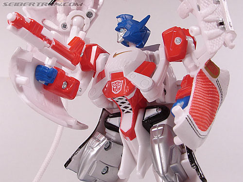 Transformers Sports Label Optimus Prime (Nike) (Convoy (Nike)) (Image #93 of 114)