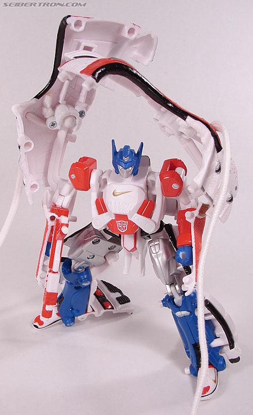 Transformers Sports Label Optimus Prime (Nike) (Convoy (Nike)) (Image #96 of 114)