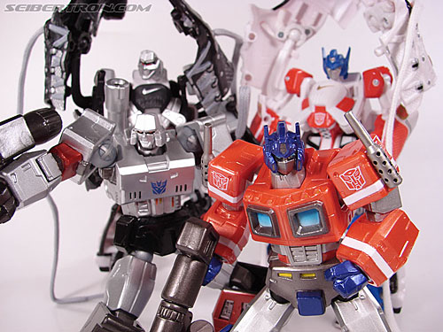 Transformers Sports Label Optimus Prime (Nike) (Convoy (Nike)) (Image #104 of 114)