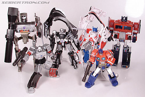 Transformers Sports Label Optimus Prime (Nike) (Convoy (Nike)) (Image #106 of 114)