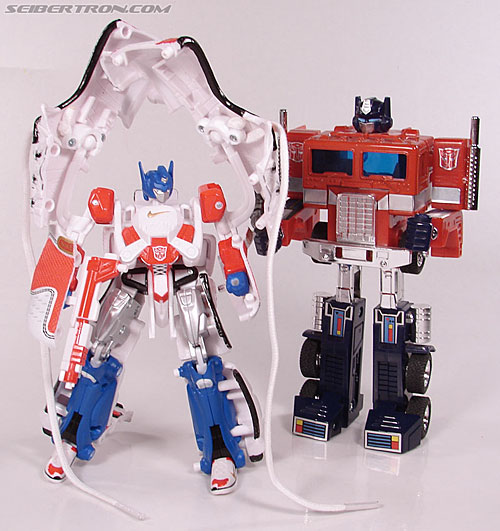Transformers Sports Label Optimus Prime (Nike) (Convoy (Nike)) (Image #107 of 114)