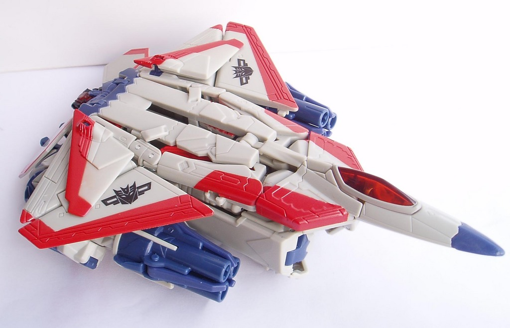 Generation One styled Movie toy