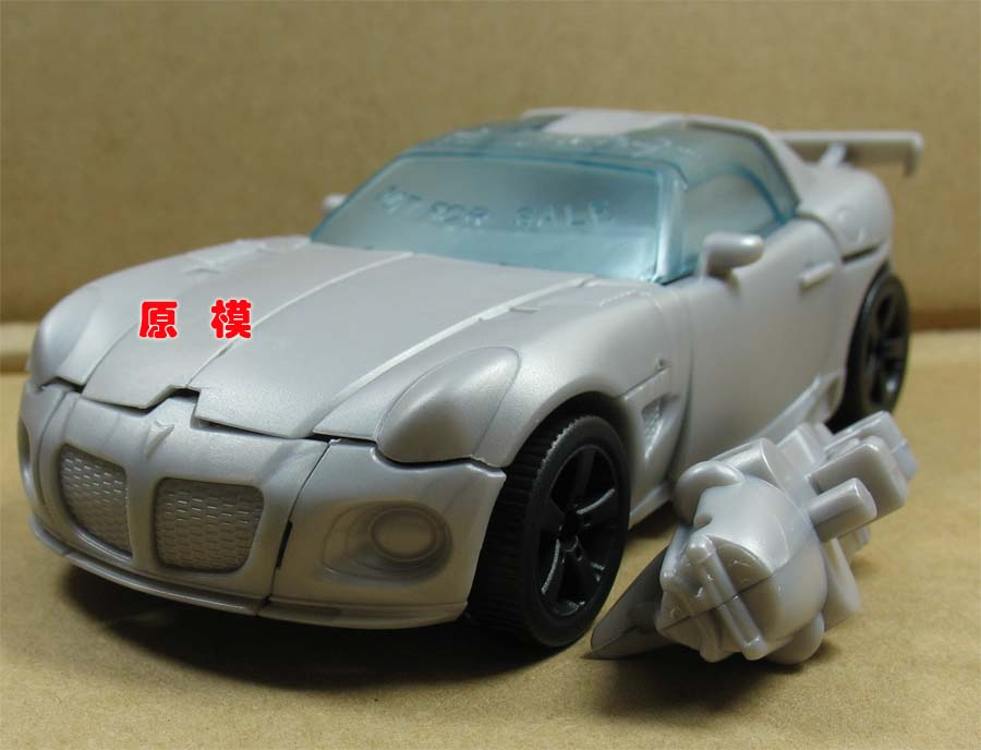 Transformers Movie toy prototypes