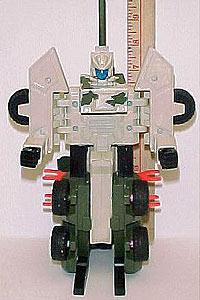 GIJoe Transformer Prototype