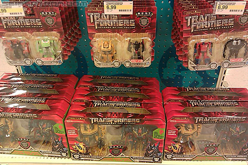 Target exclusive ROTF Legends 2 packs are out