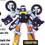 Transformers Armada Perceptor