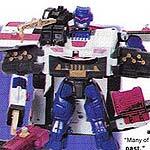 Transformers Armada Red Alert