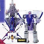 Transformers Armada Runway
