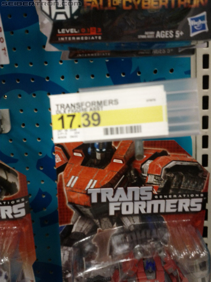 Prices continue to rise on Transformers toys and other popular brands