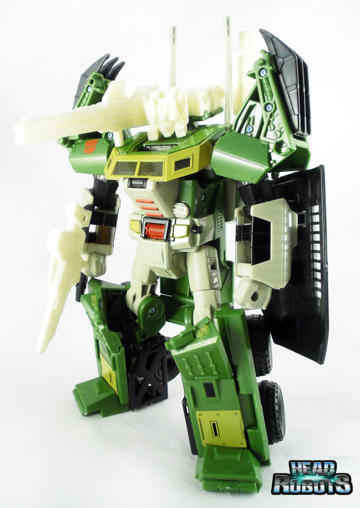 update   compatible with generation one hardhead   transformers