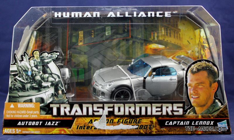 Hasbro The movie version is an alliance jazz box