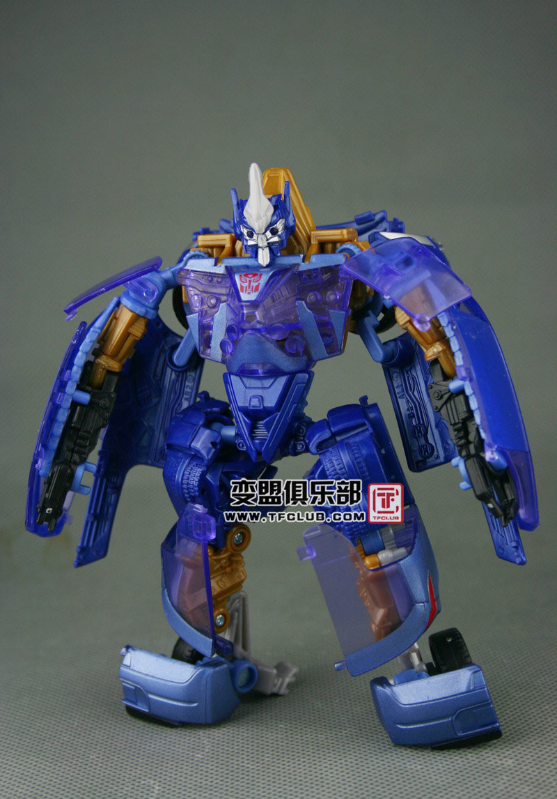 New pics of axor and electrostatic jolt tfw2005 the for Axor transformers