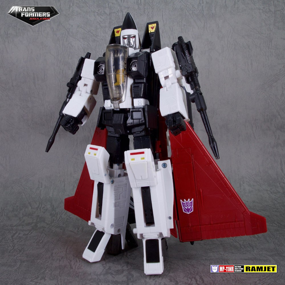 new images of mp 11nr ramjet transformers