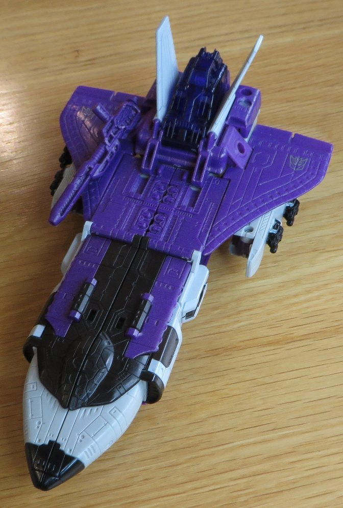 Transformers News: More In Hand Images for Transformers Titans Return and G2 Bruticus Figures