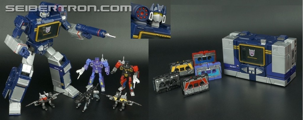Transformers News: Top 5 Best Transformers Masterpiece Toys