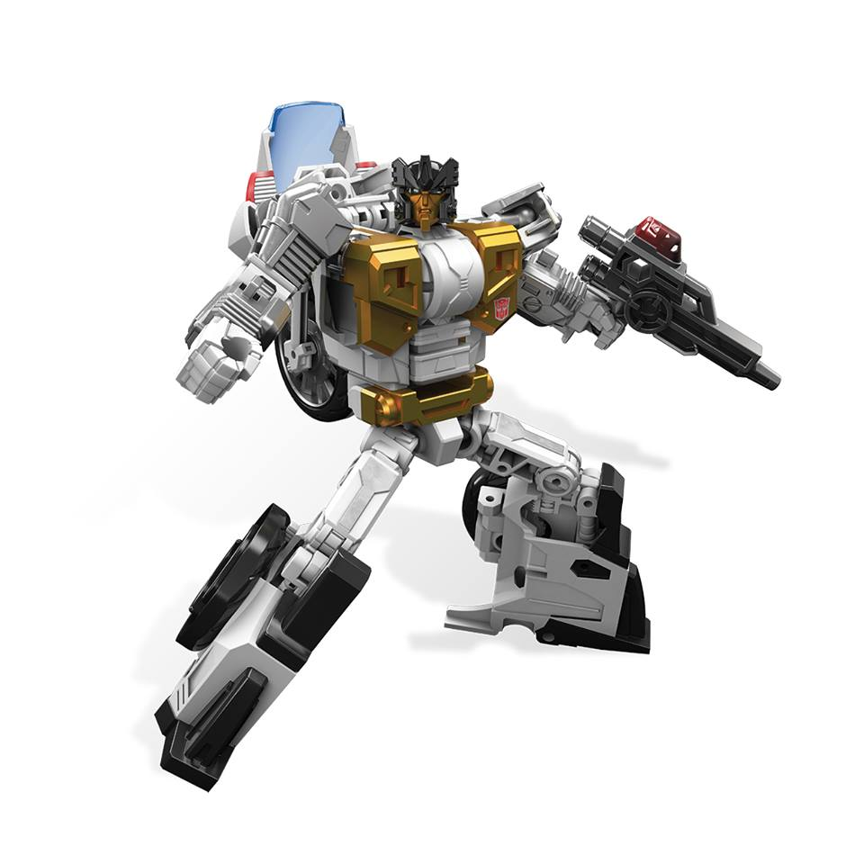 Transformers News: Transformers Generations Combiner Wars Deluxe Groove In-Package Picture