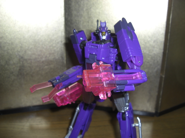 Transformers News: In-hand Images - Transformers Cloud Hot Rodimus and Shockwave