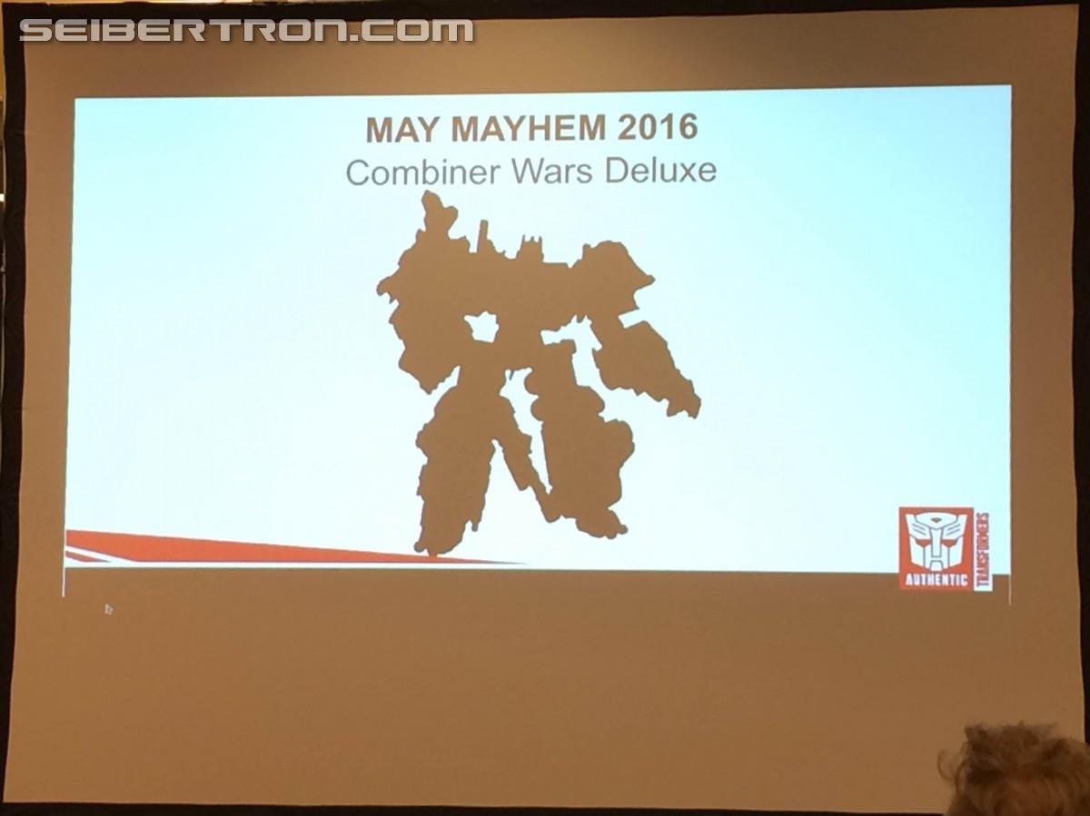 Transformers News: #Botcon2016 Hasbro Brand Panel Coverage - Transformers Titans Return