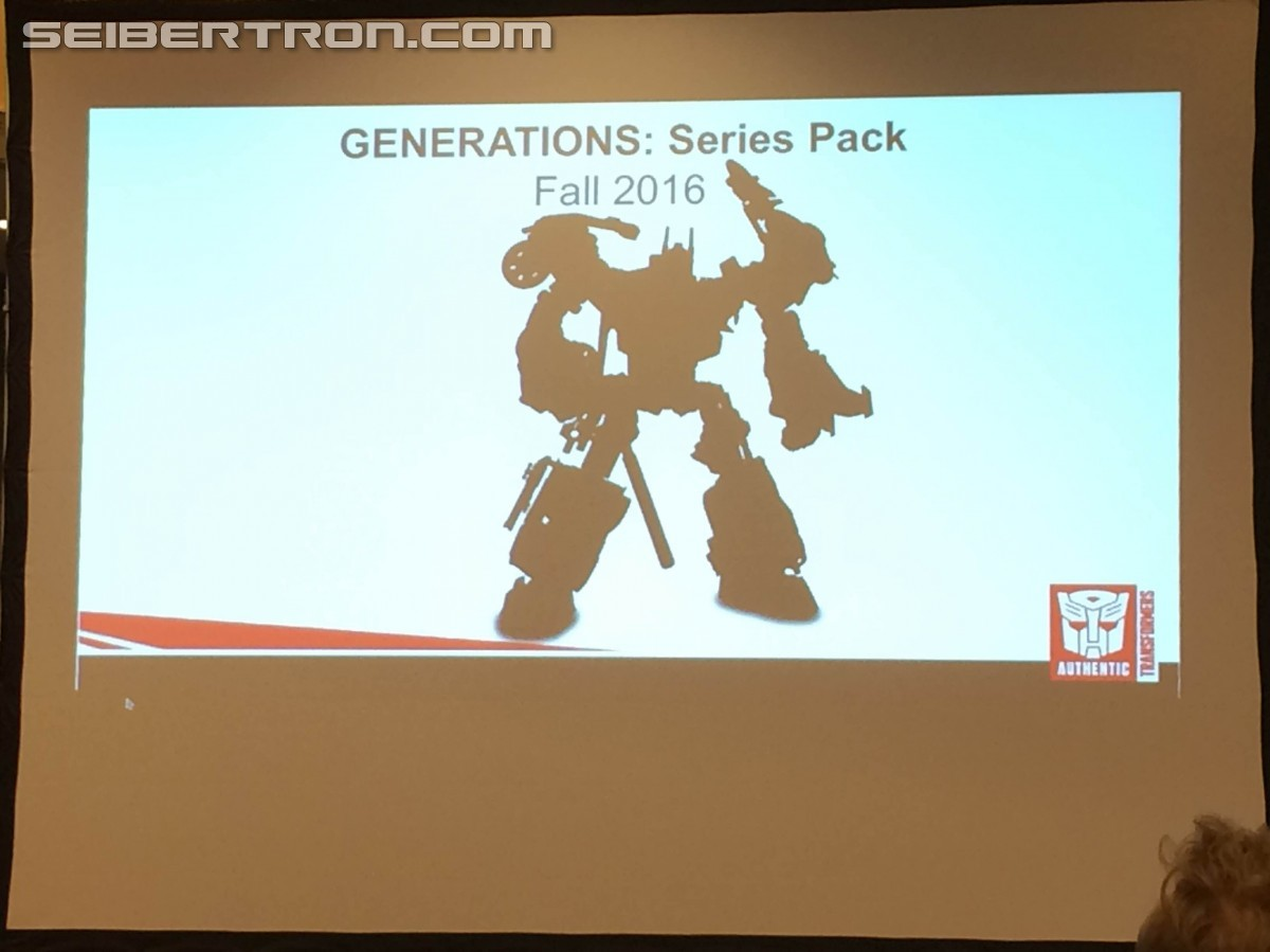 Transformers News: #BotCon2016 Hasbro's Transformers Brand Panel