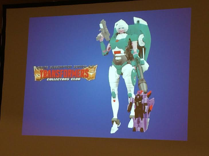 Transformers News: #Botcon2016 Transformers Collector Club Figures: Counterpunch, Toxitron, Scorponok and More