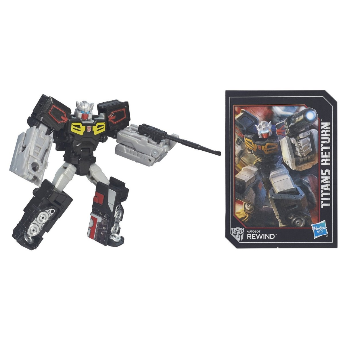 Transformers News: New Stock Images for Transformers Titans Return Rewind and Stripes