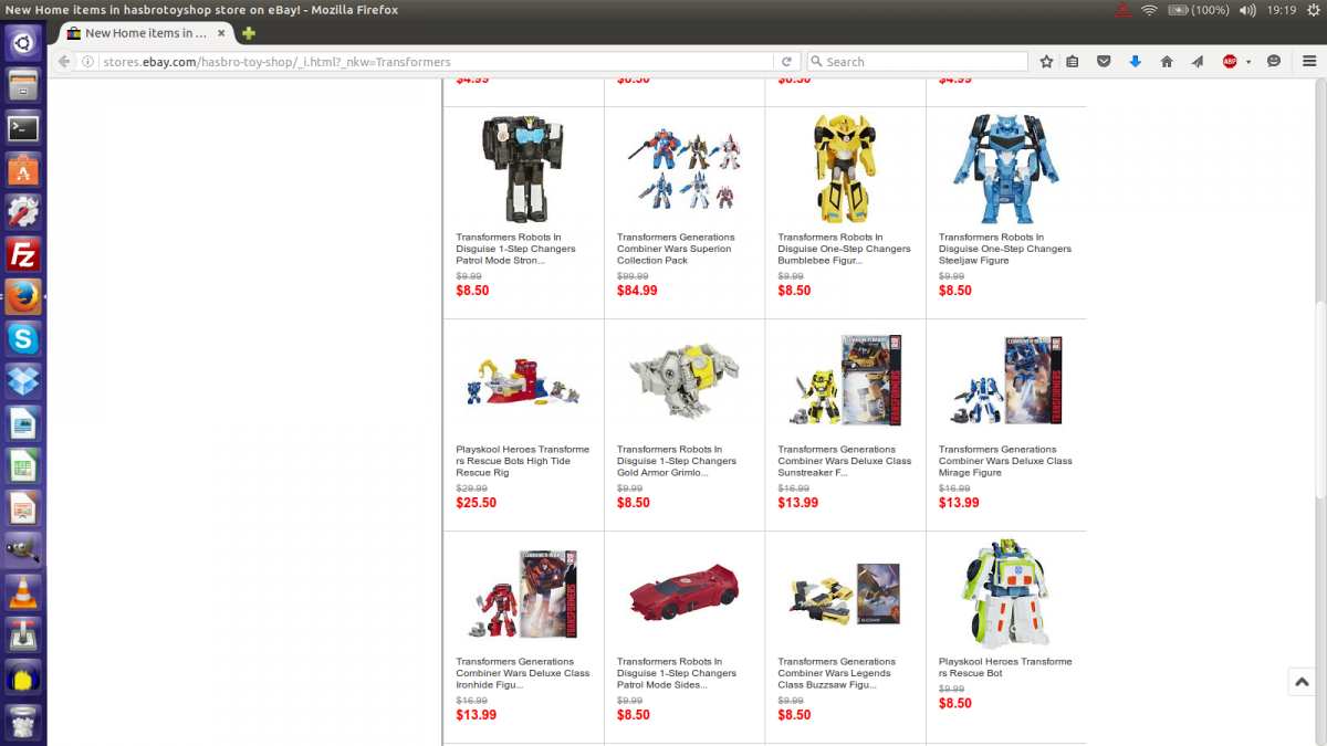 Transformers News: Transformers May Mayhem Sale Continues on HTS eBay Store