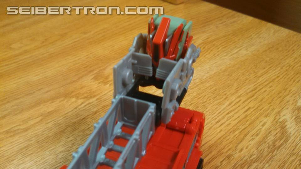 Transformers News: Pictorial Review and Tips: Combiner Wars Fan Built Bot: Victorion and the Rust Renegades