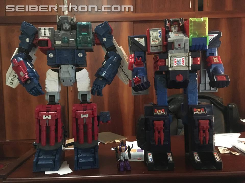 Transformers News: First Written and Pictorial Review of Transformers Titans Return Fortress Maxmus