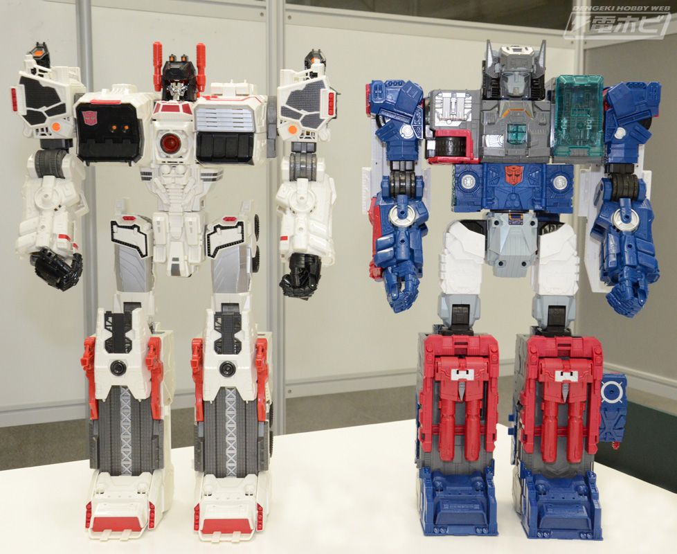 Transformers News: Takara Tomy Transformers Legends LG31 Fort Max - Shogo Hasui Interview