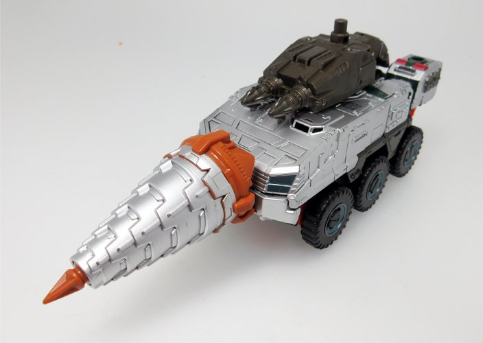 Transformers News: New Images - Takara Transformers Unite Warriors Nosecone