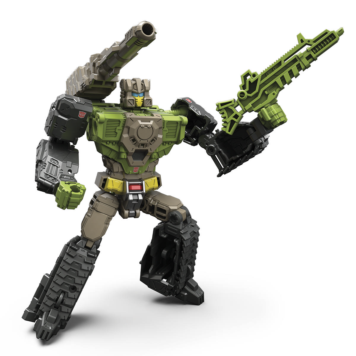 Transformers News: Chinese Video Review of Titans Return Hardhead