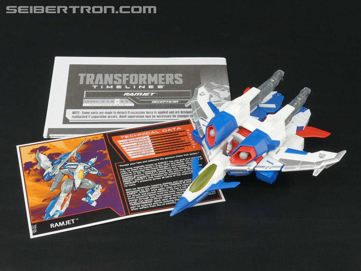 Transformers News: Bio Cards For Club Exclusive Ramjet and Subscription Figure Spinister