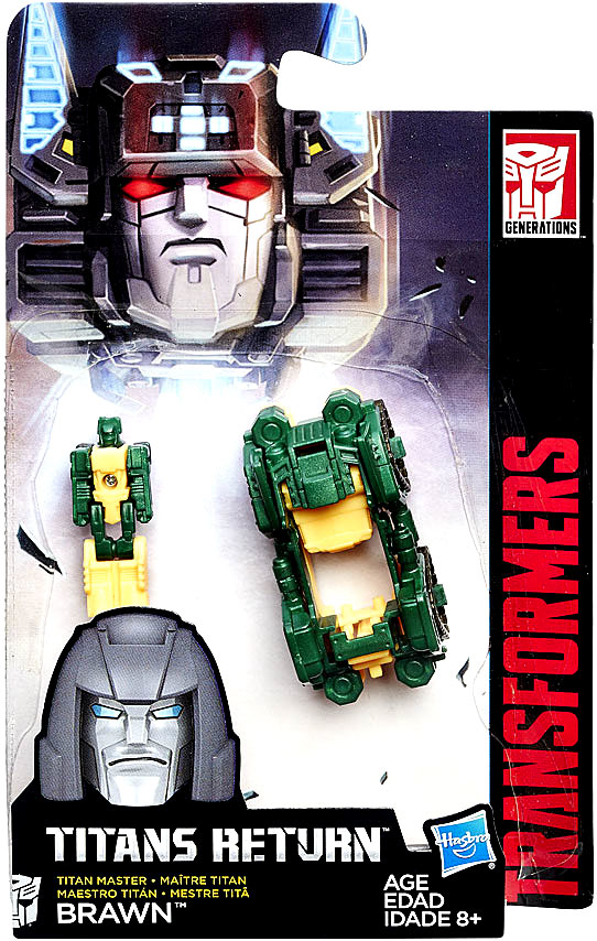 Transformers News: New Stock Images of Transformers Titans Return Titanmasters Wave 2