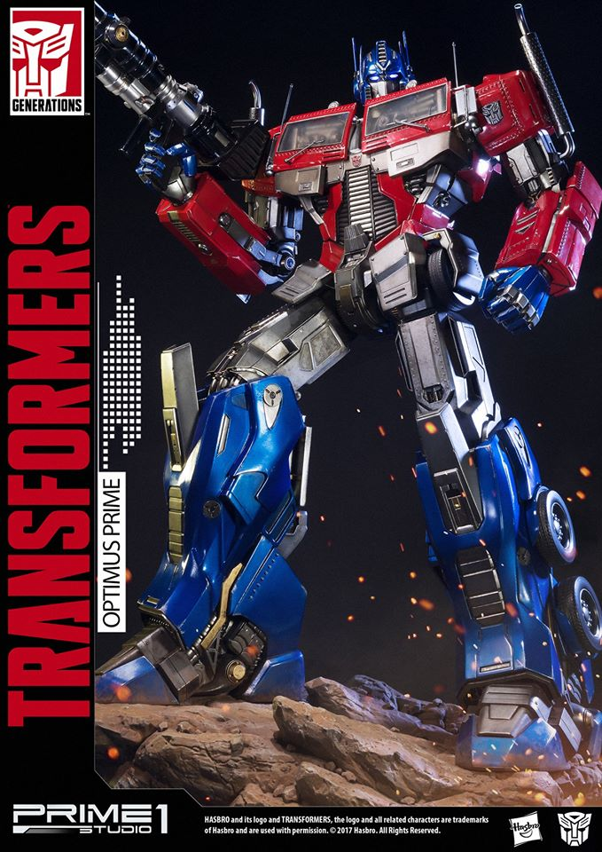 Statues des Films Transformers (articulé, non transformable) ― Par Prime1Studio, M3 Studio, Concept Zone, Super Fans Group, Soap Studio, Soldier Story Toys, etc - Page 4 1467211824-1