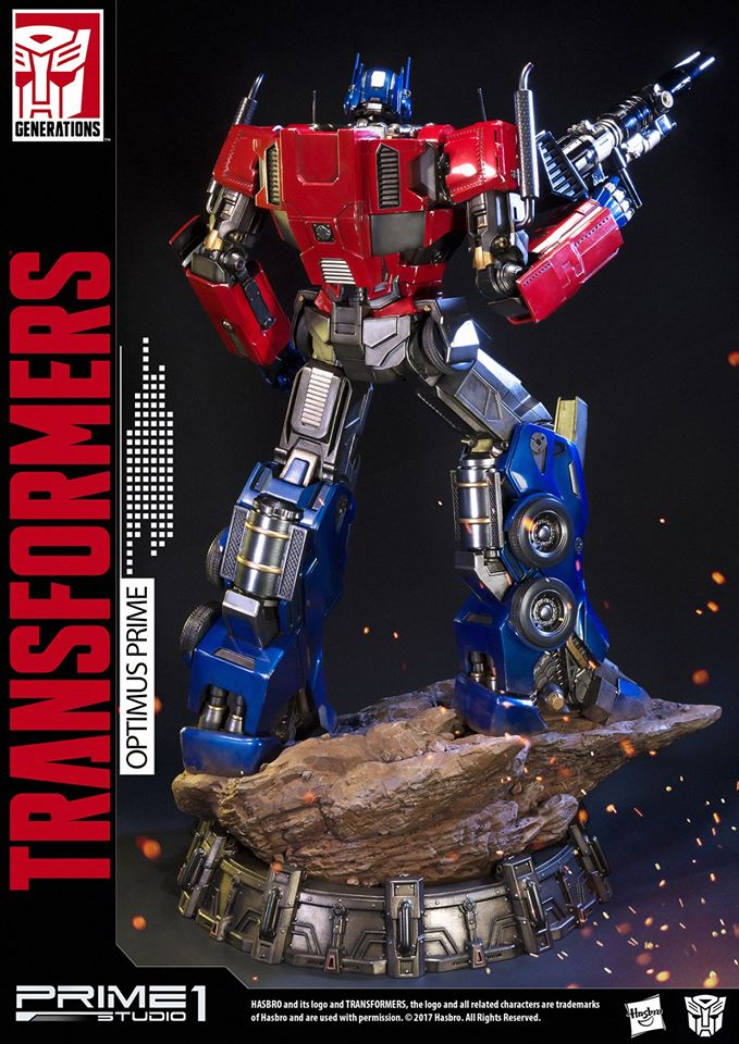 Statues des Films Transformers (articulé, non transformable) ― Par Prime1Studio, M3 Studio, Concept Zone, Super Fans Group, Soap Studio, Soldier Story Toys, etc - Page 4 1467211824-4
