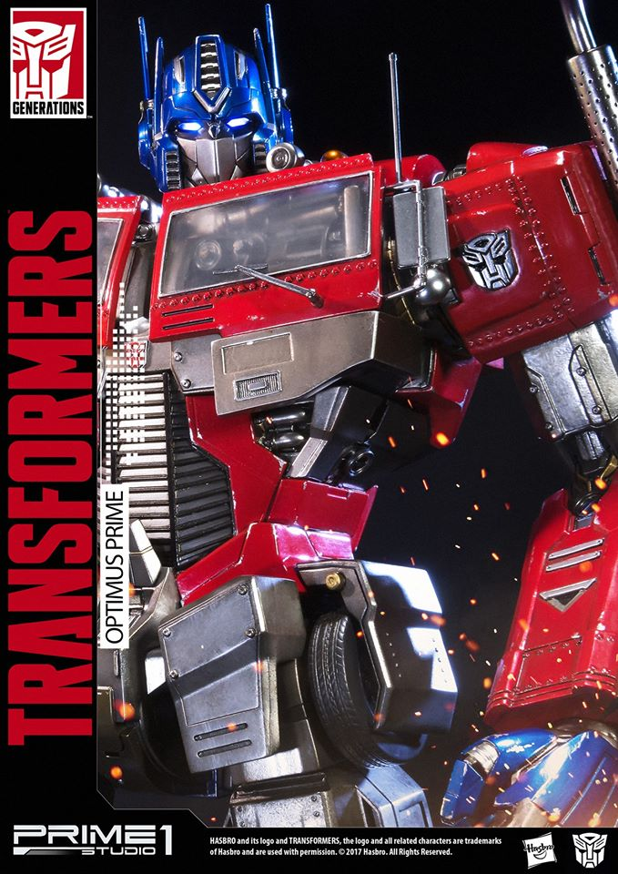 Statues des Films Transformers (articulé, non transformable) ― Par Prime1Studio, M3 Studio, Concept Zone, Super Fans Group, Soap Studio, Soldier Story Toys, etc - Page 4 1467211824-9