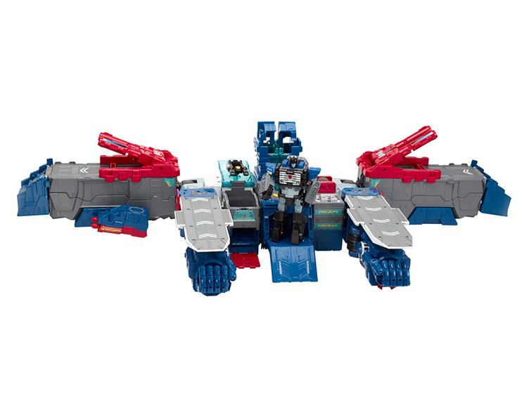 Transformers News: Transformers Titans Return Fortress Maximus now in-stock!