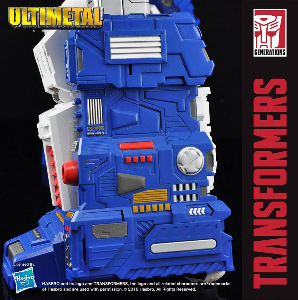 Transformers News: Ultimetal UM-2 Ultra Magnus Stock Images