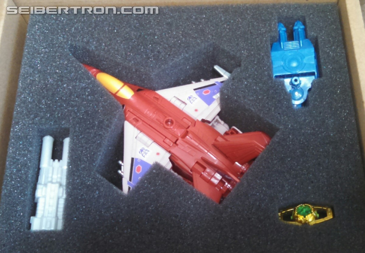 Transformers News: Transformers TFSS 4.0 Windsweeper Arriving and In Hand Images