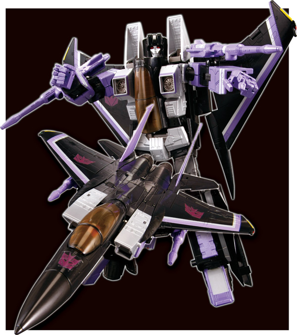 Transformers News: Transformers Masterpiece MP-11SW Skywarp Finally Released in Japan as Takara Tomy Mall Exclusive