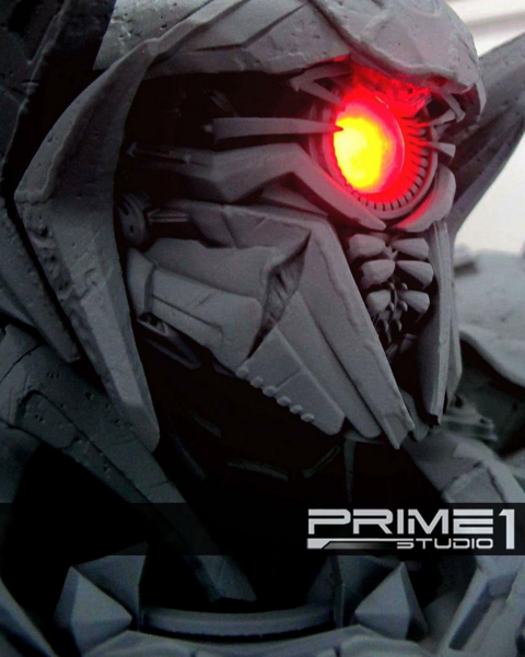 Transformers News: Prime 1 Studios Dark of the Moon Shockwave Teased