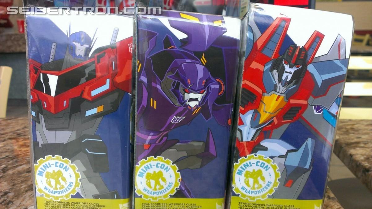 Transformers Warrior Class ~ Decepticon STARSCREAM Action Figure ~ RID TRU EXCL.