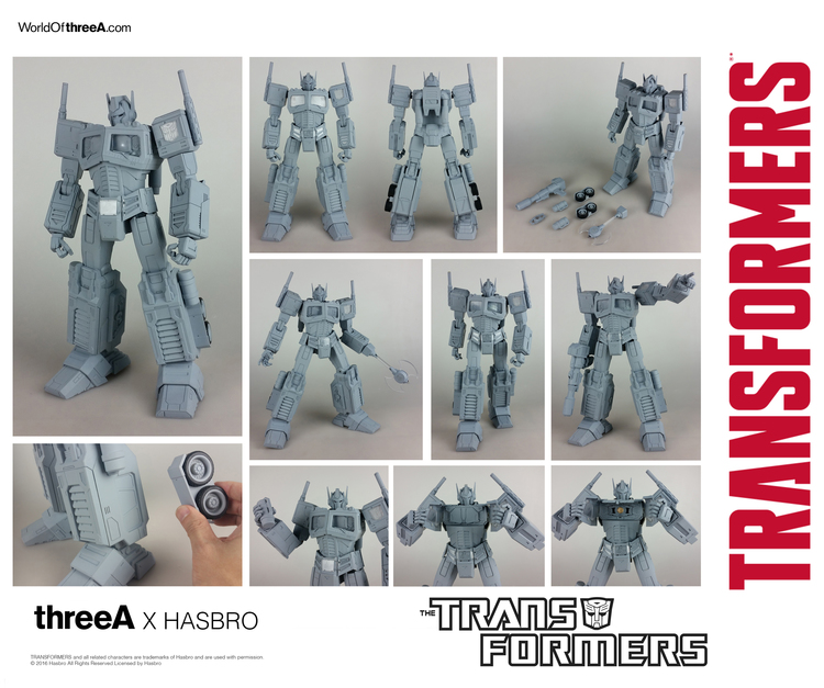 Transformers News: Hasbro 3A Transformers Generation 1 Line Discussion Thread