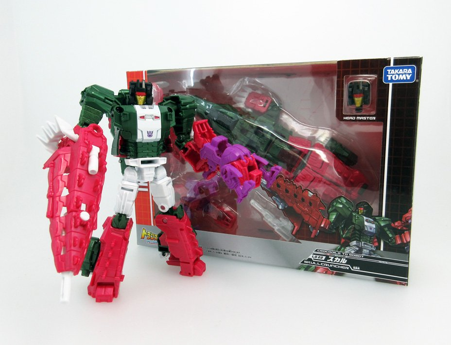 Transformers News: Takara Tomy Transformers Legends News: Ginrai revealed, New Comic and Hardhead Singing