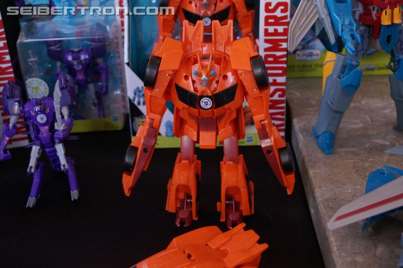 hasbro press event transformers robots in disguise 5step
