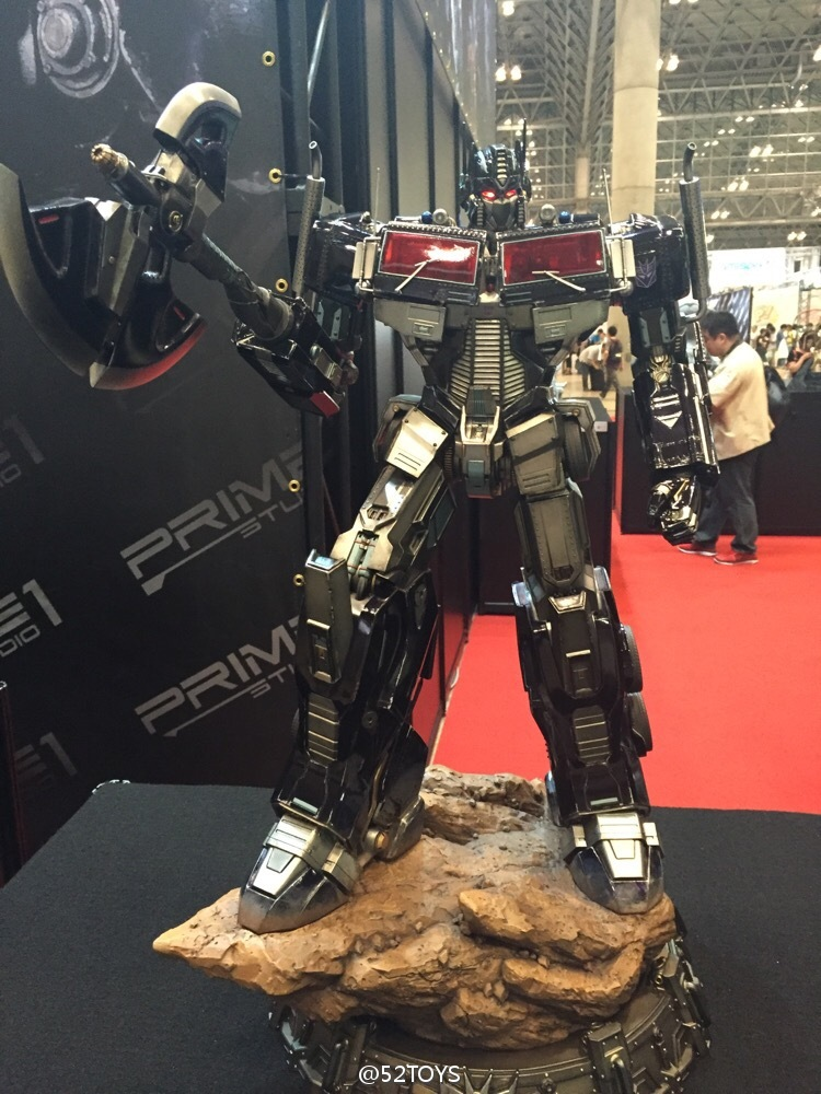 Transformers News: Re: Prime 1 Studio Museum Masterline Series Discussion