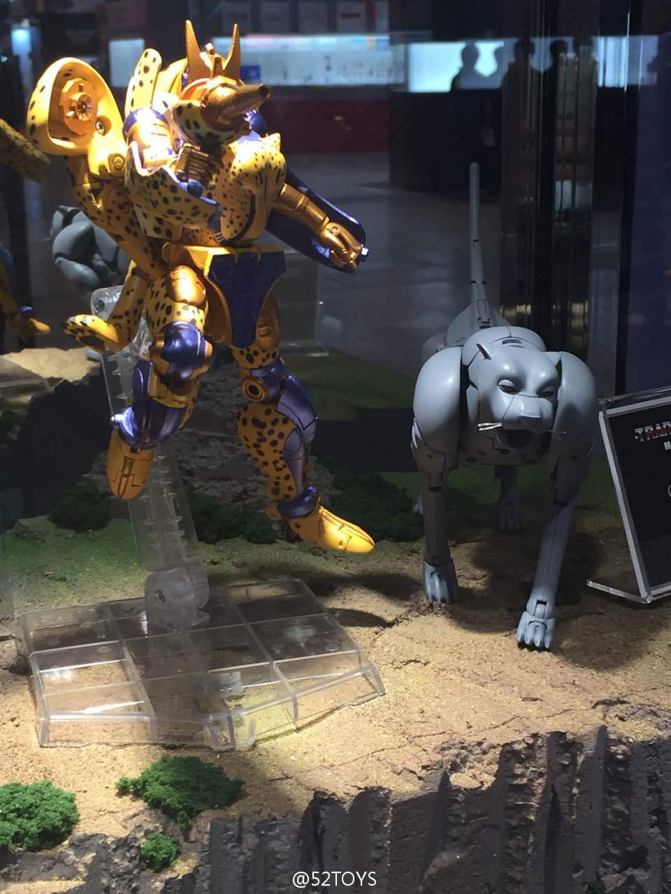 Transformers News: Re: Transformers Masterpiece Beast Wars Cheetor Discussion