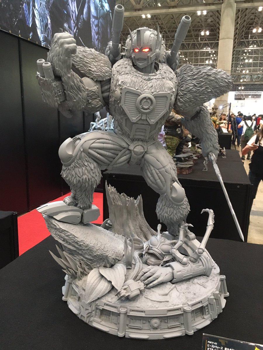 Wonderfest Summer 2016 Prime1 Studios New Statues G1