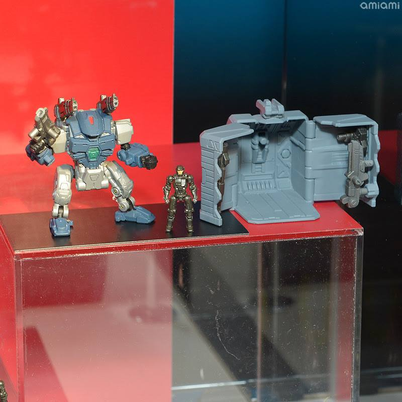 Transformers News: TakaraTomy Diaclone Reboot: Wonderfest Summer 2016 Reveals